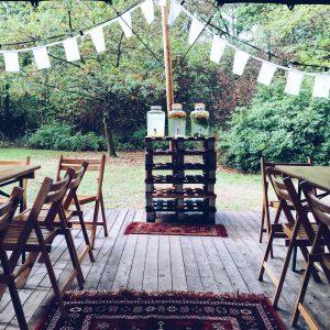 verhuur bruiloft
